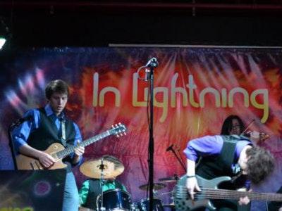 In Lightning - CincyMusic