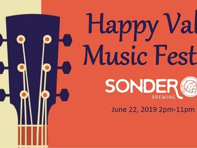 Happy Valley Music Festival at Sonder Brewing - CincyMusic