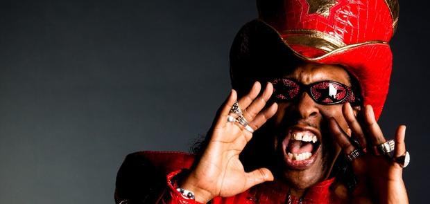 Bootsy Collins Foundation Keep On Music Festival