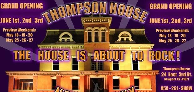 Thompson House Launches Website