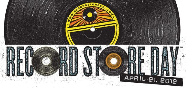 Record Store Day: This Saturday, April 21!