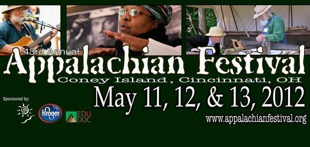 Appalachian Festival This Weekend!