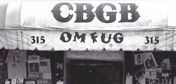 Music Festival To Revive CBGB
