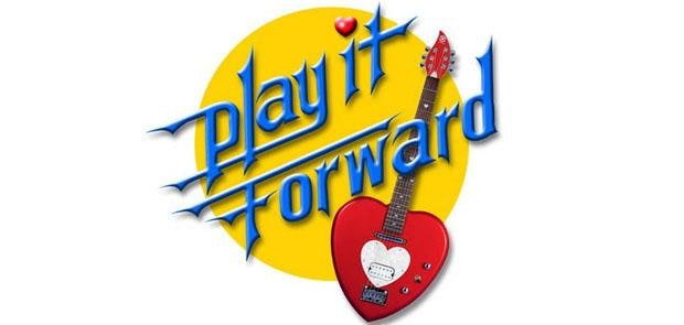 Play It Forward Benefit Concert Sunday
