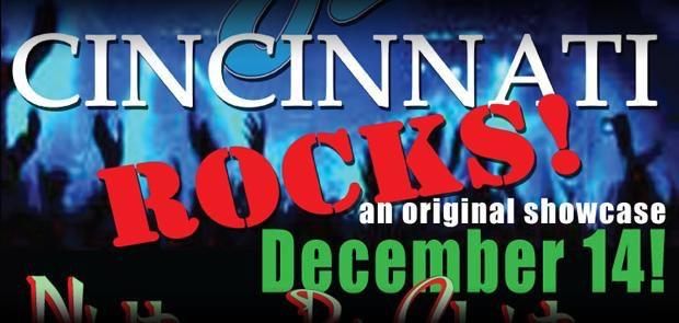 Cincinnati Rocks :: Friday 12/14 at Bogart's