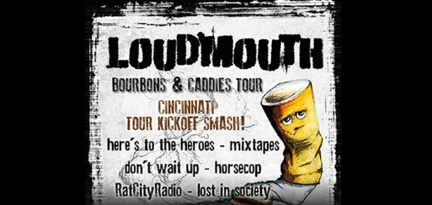 Loudmouth Tour Kickoff Tonight!