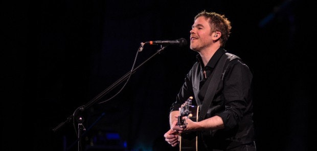 Review: Josh Ritter at The Taft Theatre
