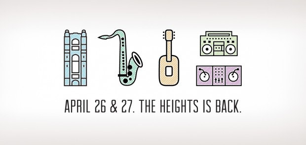 The Heights Music Festival Returns This Weekend