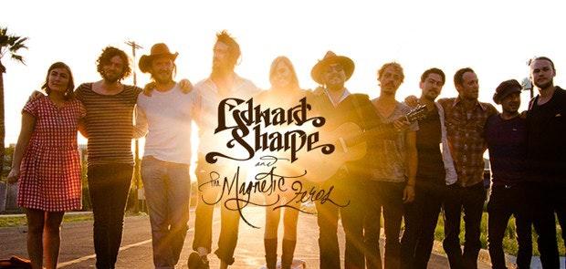 Edward Sharpe and the Magnetic Zeros in Cincinnati!