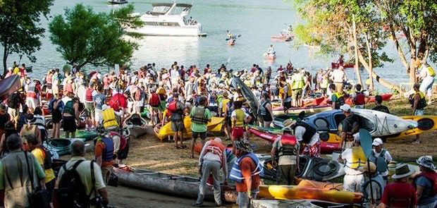 Grab a kayak and row up to Paddlefest June 21!