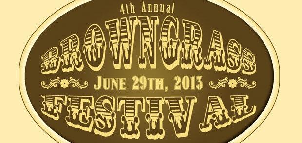 4th Annual BrownGrass Festival in Rabbit Hash Saturday!