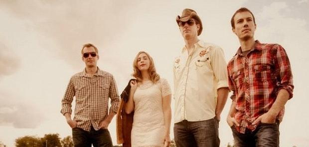 Angela Perley & The Howlin' Moons at tSGHR Wednesday!