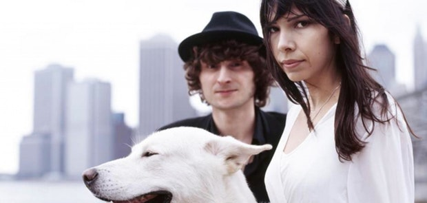 Husband and wife duo The Ghost Wolves play MPMF