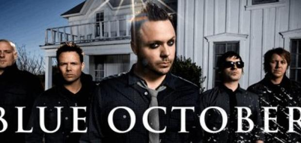 Blue October plays Bogarts!