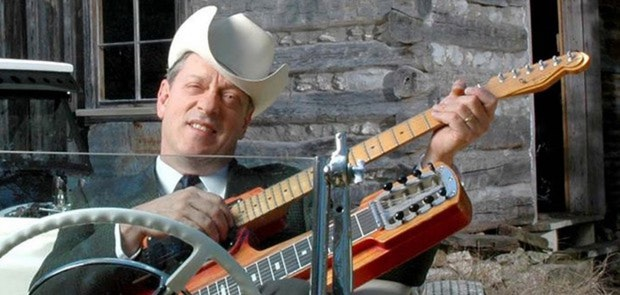 Legend Junior Brown Stops by The Madison Theater