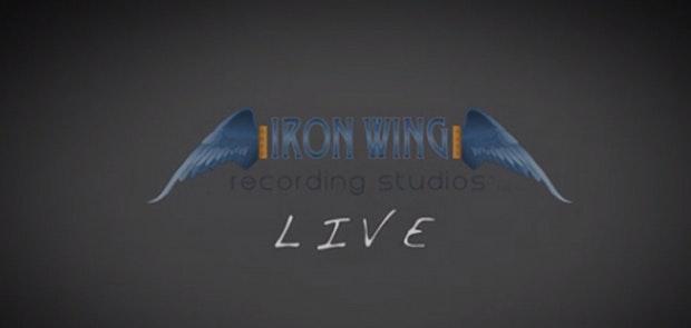 Iron Wing Recording Studios present Iron Wing Live!