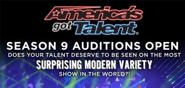 America's Got Talent Holding Open Auditions!