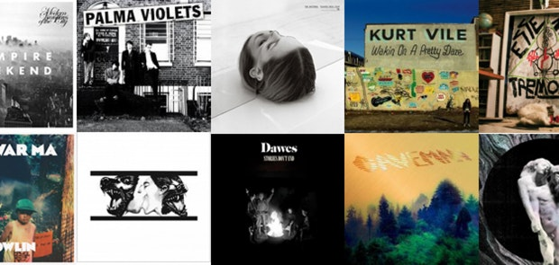 Brian's Top Ten Albums of the Year