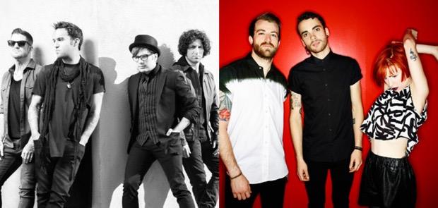 Bunbury announces Fall Out Boy, Paramore, & New Politics!