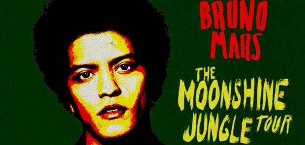 Bruno Mars is coming to Cincinnati (Finally)!
