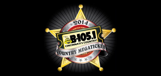 Riverbend announces the 2014 B105 Country Megaticket
