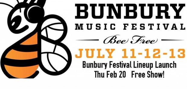 Bunbury Launch Event: TONIGHT!