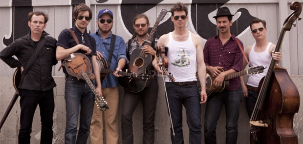 Old Crow Medicine Show & more added to Buckle Up!