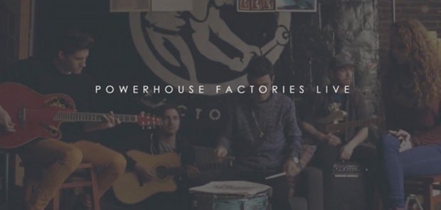 Powerhouse Factories Debuts Powerhouse Live, With Royal Teeth