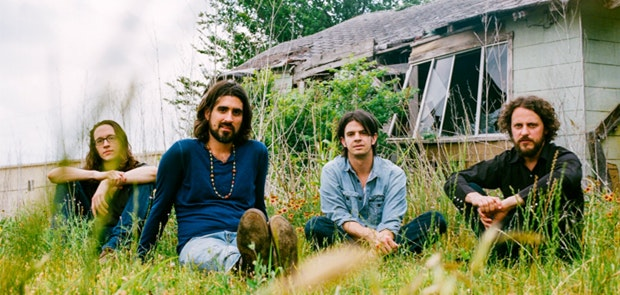 Interview: The Band of Heathens Tonight at The Taft
