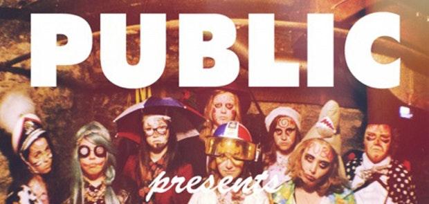 PUBLIC Debuts New Track
