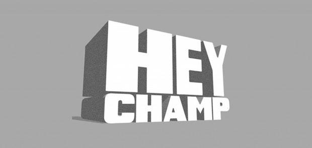 Hey Champ! Wanna Dance?