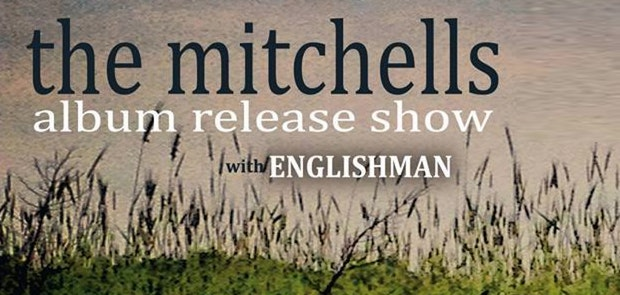 The Mitchells Set to Release First Full-length Album