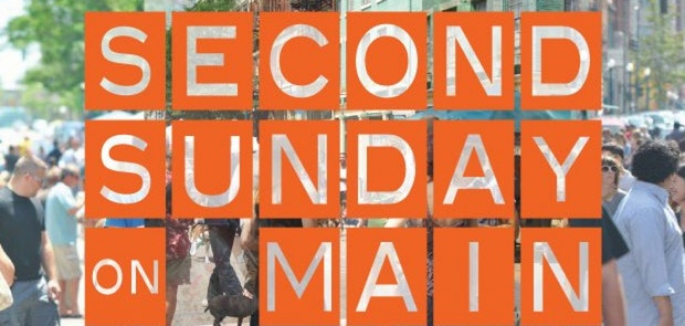 2014 Second Sunday on Main Kicks Off Season