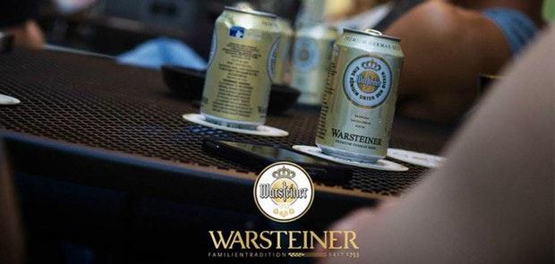 Warsteiner POP UP Show #3 Friday Featuring ...