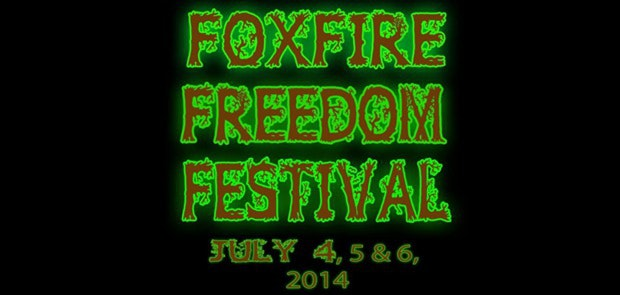 Foxfire Freedom Festival is The Place to Be This Weekend