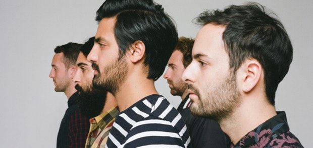 Young the Giant will Break You Down with Happiness