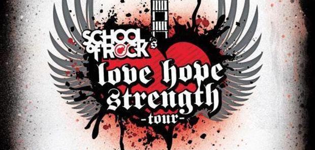 School of Rock Mason Students To Play Lollapalooza