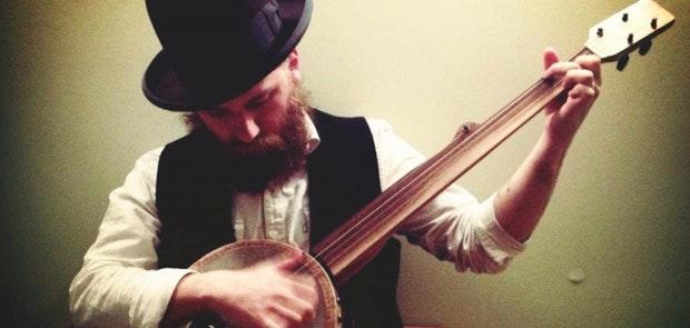 Jake Book to Play Whispering Beard Folk Festival