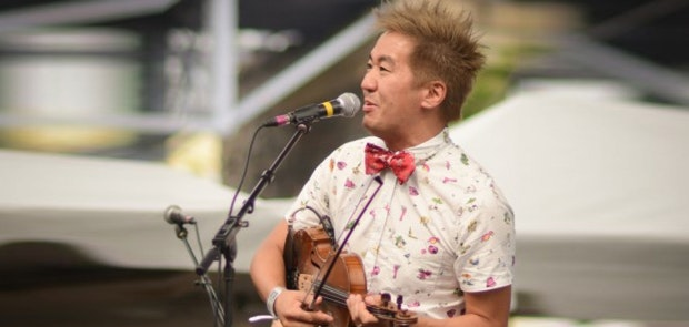 "Kishi Bashi is a wonderful discovery I made via Bob Boilen on the NPR Program, ""All Songs Considered"" in 2012."