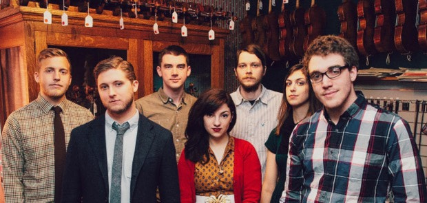 The Ridges to Share the Stage with Kishi Bashi
