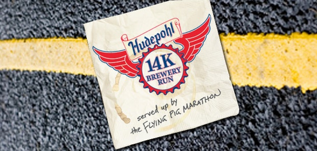 Hudepohl 14k Brewery Run Course Entertainment