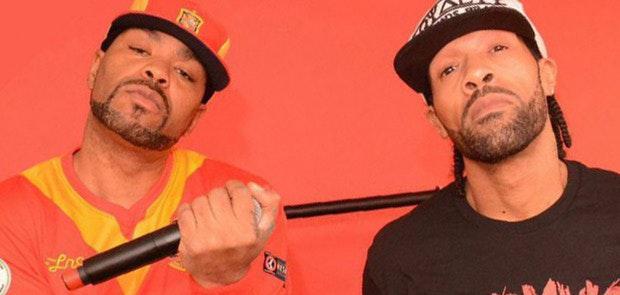 Method Man and Redman Bring Hip Hop History to Bogart's