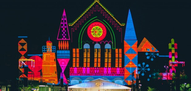 Relive the magic of LUMENOCITY and go behind the scenes to see what makes it all possible tonight night on CET!