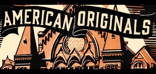 American Originals:  Pops, Folk Artists, Local Bands & Bourbon
