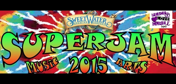 SuperJam 2015 is a Taste of Summer in January