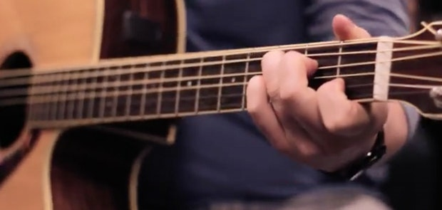 Jim Casto Releases Bearcoustic Session