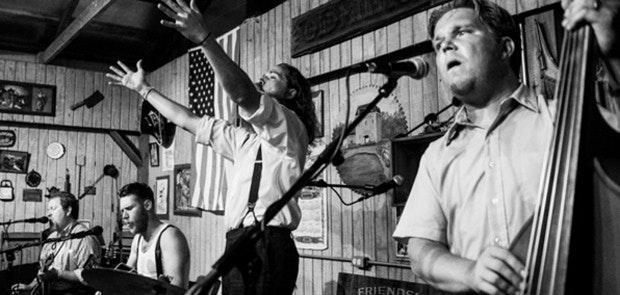 Buffalo Wabs & The Price Hill Hustle Release LIVE Album Saturday