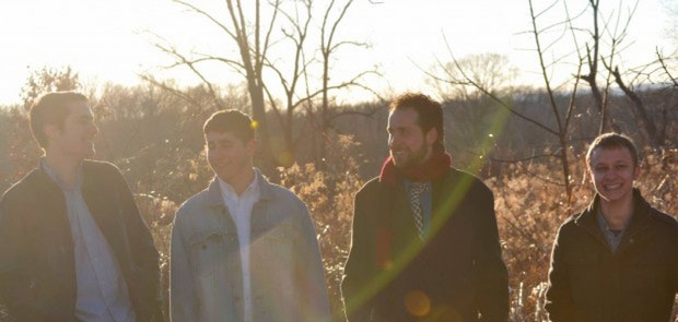 Cincinnati-based rock band, The Grove are releasing their second