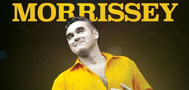 Morrissey Playing Cincinnati