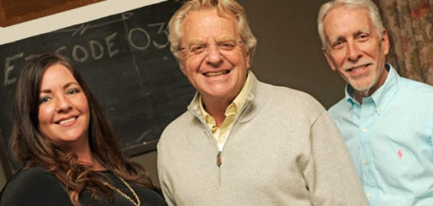 Jerry Springer Comes Back Home for Podcast